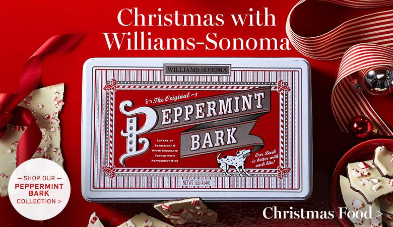 Christmas with Williams-Sonoma >
