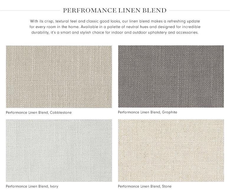 Performance Linen Blend