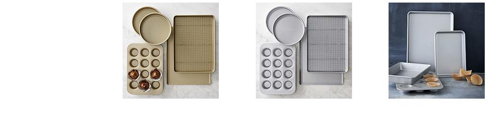 Williams-Sonoma Bakeware Comparison Chart