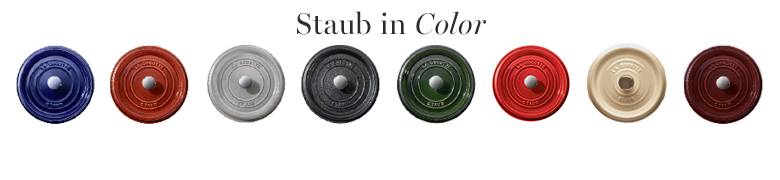 Staub in Color