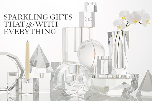 Sparkling Gifts that go With Everything