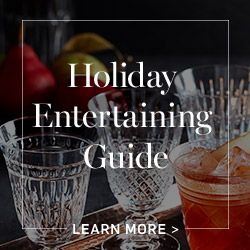 Holiday Entertaining Guide >