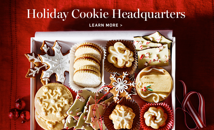 Holiday Cookie Headquarters >