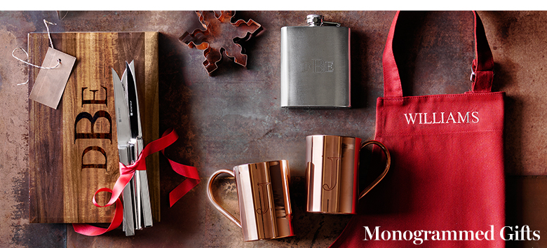 Monogram Gifts >