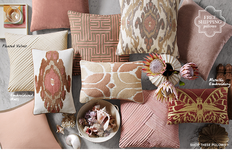 Shop These Pillows >