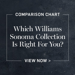 Williams Sonoma Cookware Collection Comparsion Chart >