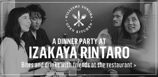 A Dinner Party at Izakaya Rintaro >
