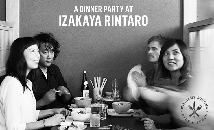 A Dinner at Izakaya Rintaro >