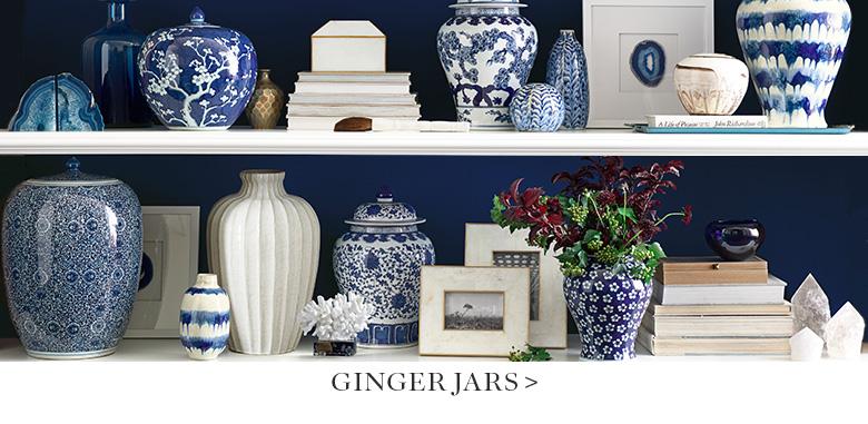 Ginger Jars >