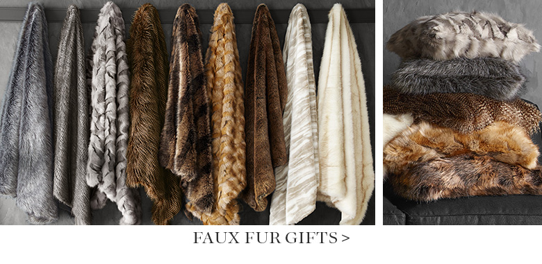Faux Fur Gifts >