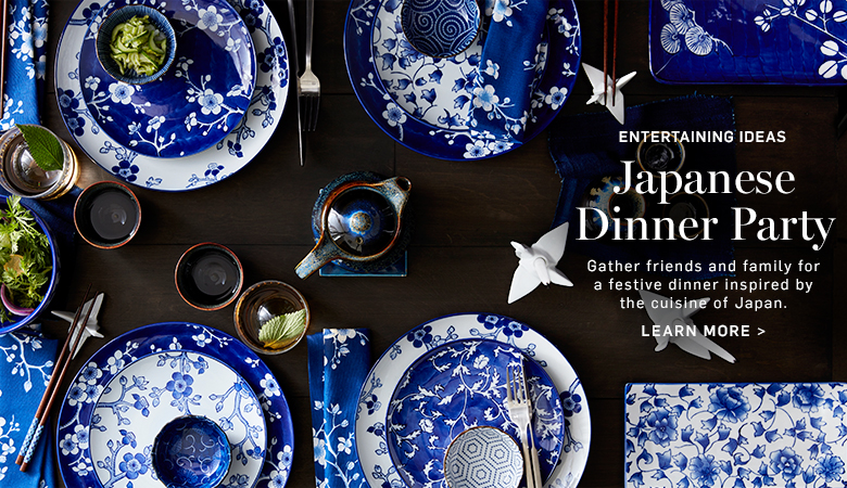 Japanese Dinner Party >
