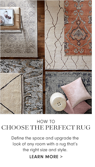 How to Choose the Perfect Rug >