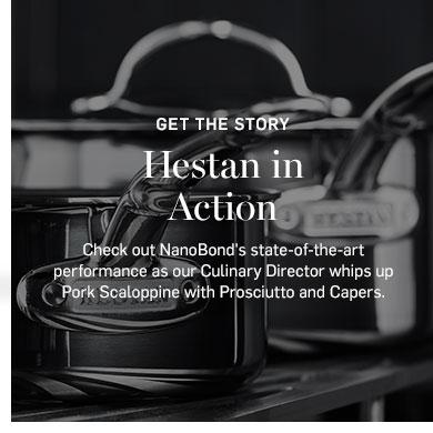 Hestan in Action >