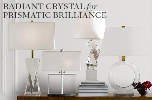 Radiant Crystal for Prismatic Brillance