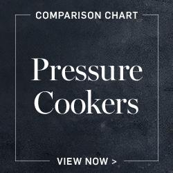 Pressure Cookers Comparison Chart >