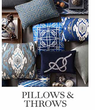Pillows & Throws >