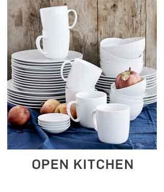 Open Kitchen >