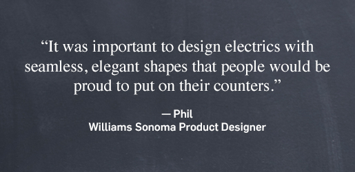 Williams Sonoma Electrics