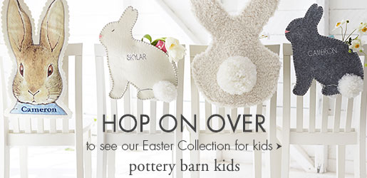 Hop on over to see our Easter Collection for kids >