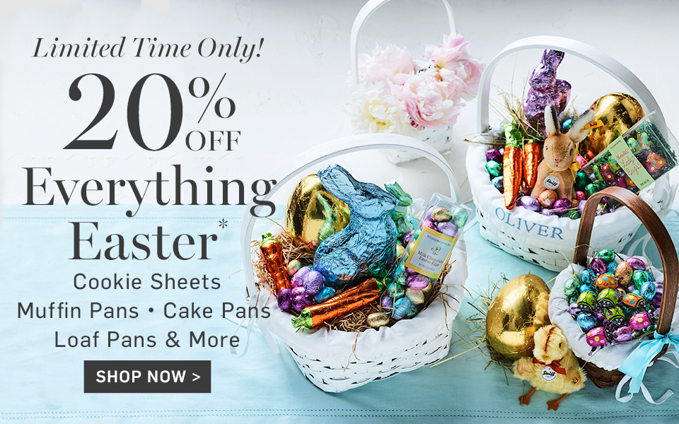 20% Off Everything Easter