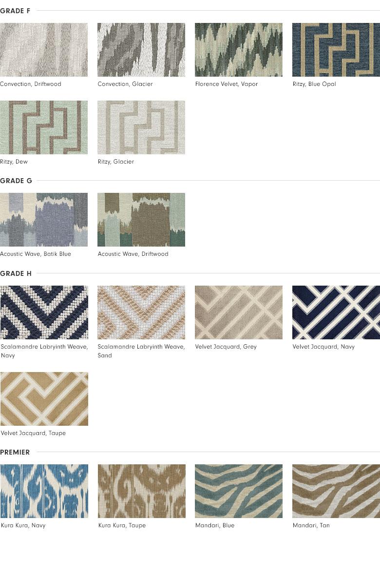 Curated Fabrics