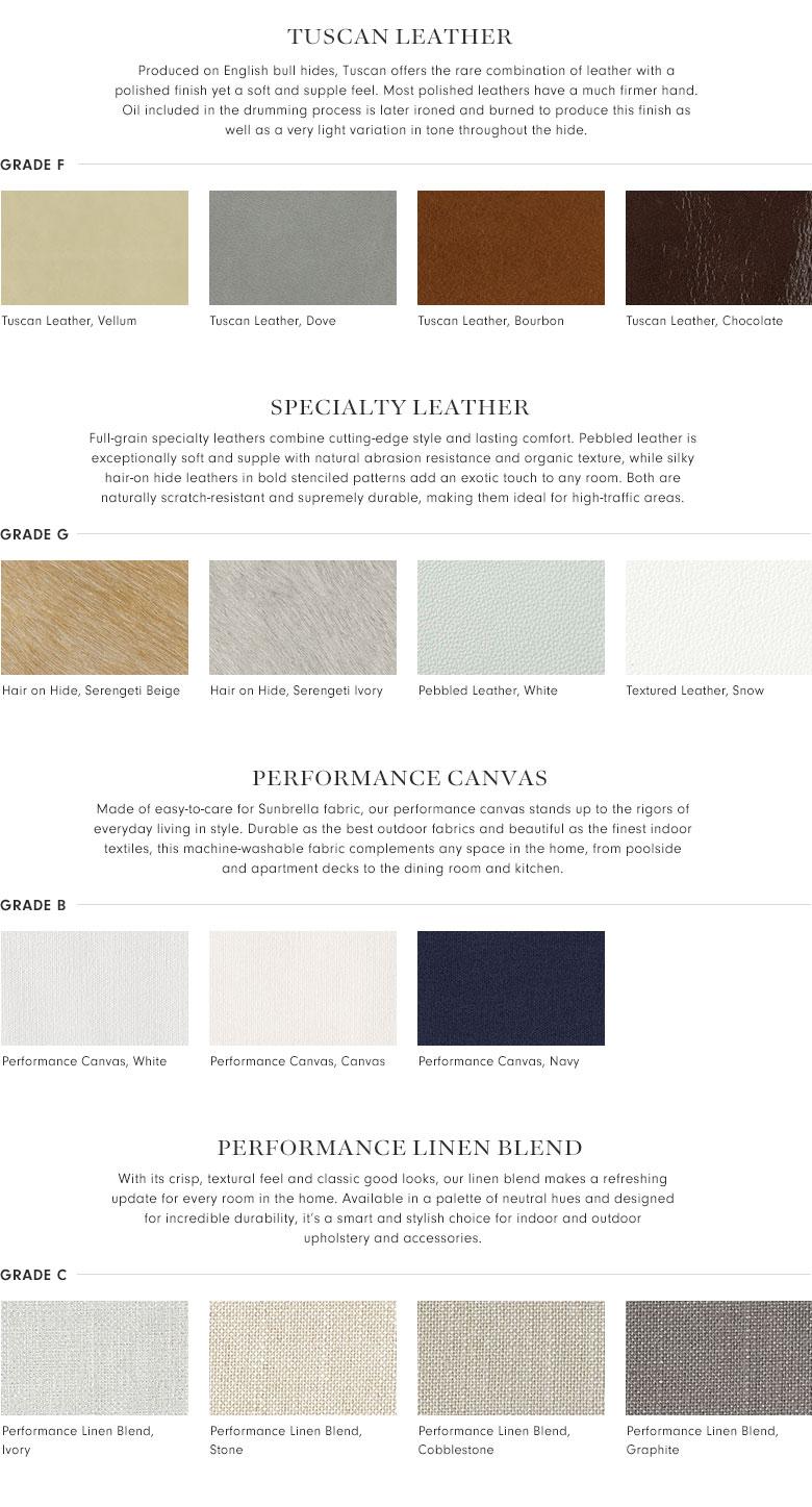Custom Fabric Swatches