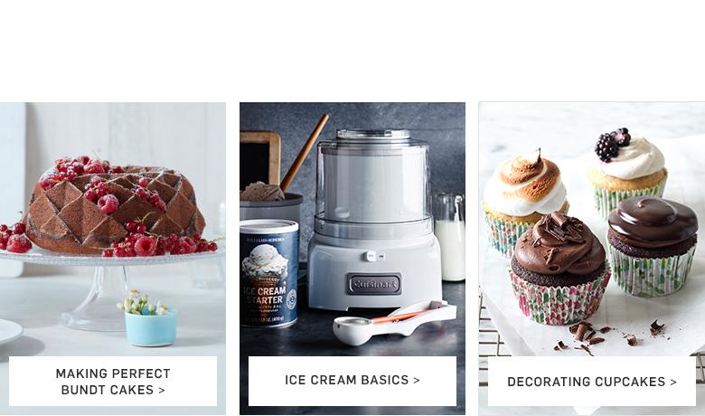 Baking & Dessert Tips
