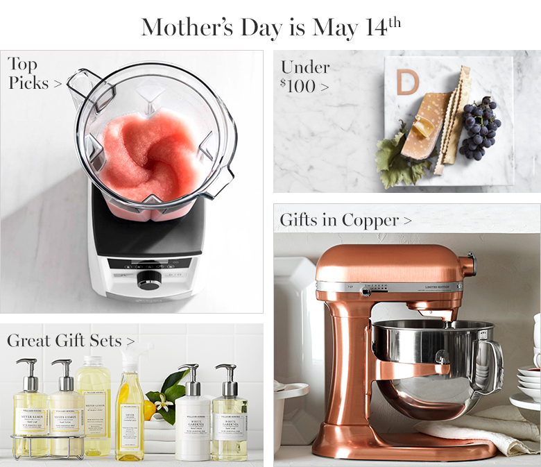 Mother's Day is May 14th