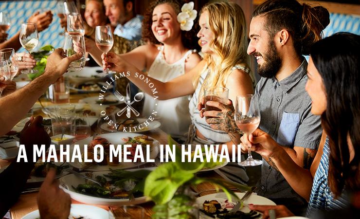 A Mahalo Meal in Hawaii