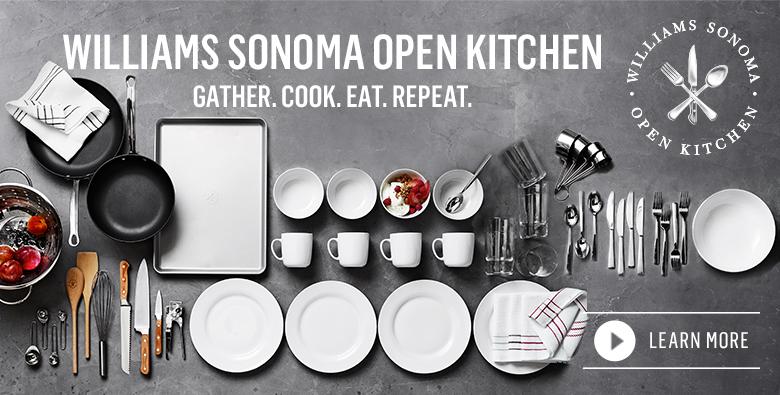 Williams-Sonoma Open Kitchen