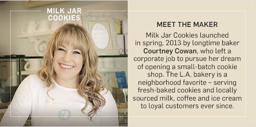 Milk Jar Cookies