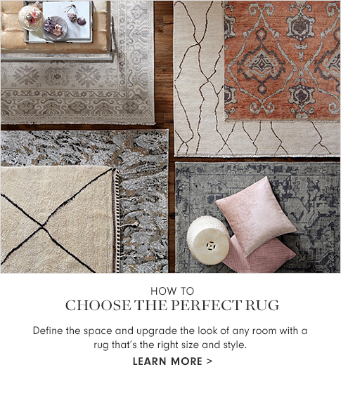 How to Choose the Perfect Rug