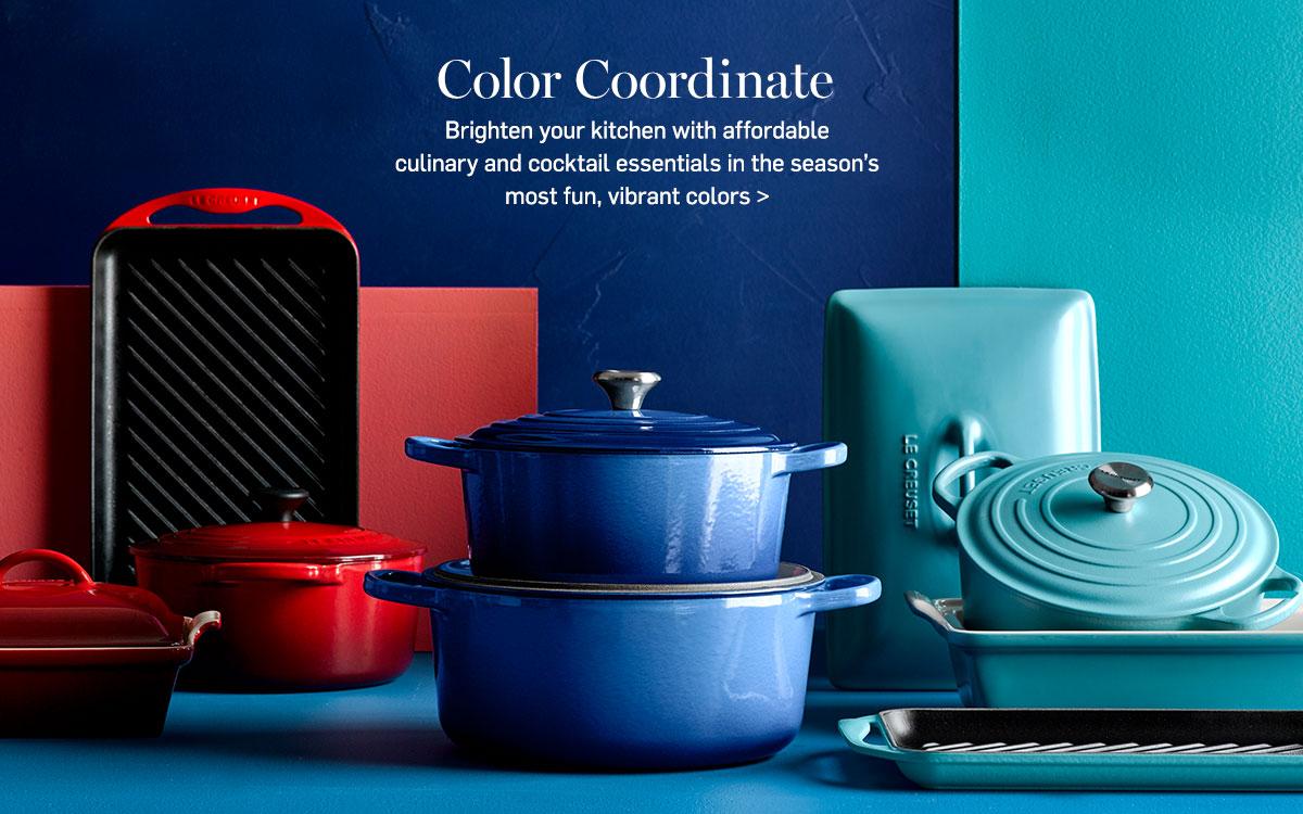 Color Coordinate >