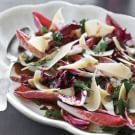 Radicchio and Endive with Aged Gouda and Red Wine Vinaigrette