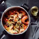 Pressure Cooker Paella