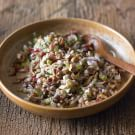 Farro Salad with Fennel, Endive, and Hearts of Palm