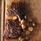 Tuscan-Style Steak with Crispy Potatoes