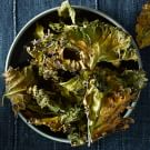 Air-Fried Kale Crisps