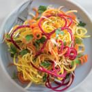 Beet, Fennel and Carrot Salad