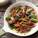 Beef and Basil Stir-Fry