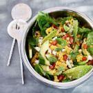 Corn, Avocado and Tomato Salad