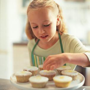 Sweet Lemon Cupcakes