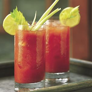 Spicy Bloody Marys