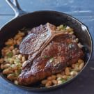 Pan-Roasted Porterhouse Steak