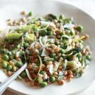 Farro with Spring Vegetables