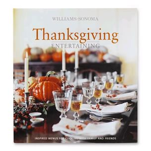Thanksgiving Entertaining Book