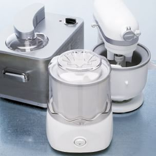 Equipment for Making Ice Cream