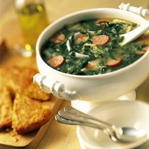 Warming Soups for Fall