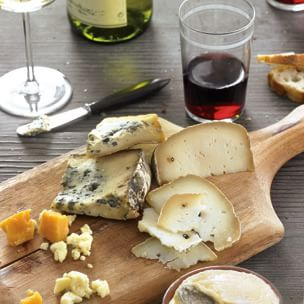 Pairing Wine with Cheese & Desserts