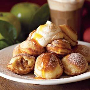 Filled Pancakes